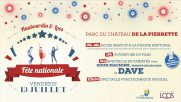 [Archives] – Fête Nationale – 13 juillet 2018