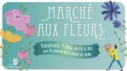[Archives] – Marché aux fleurs – 04 mai 2018