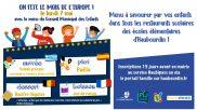 [Archives] – Menu européen du CME – 07 mai