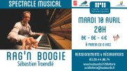 [Archives] – Rag'n Boogie – 10 avril 2018