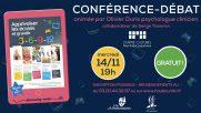 [Archives] – Conférence débat: Apprivoiser les écrans et grandir – 14 novembre
