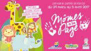 [Archives] – Mômes à la page – du 29 Mars au 05 Avril