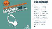 [Archives] – Espace Jeunes – programme septembre / octobre – à partir du 18/09