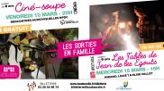 [Archives] – Sorties en famille – 10 & 15 mars 2017