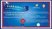 [Archives] – Parrainage avec le 40ème Régiment d'Artillerie de Suippes – 18 avril 2018