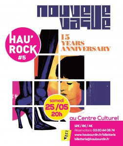 Hau'Rock#5 – Nouvelle Vague