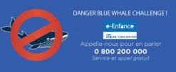 «Blue Whale Challenge» – le défi de la Baleine Bleue