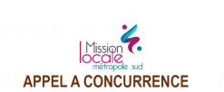 Appel à concurrence – Mission Locale Métropole Sud