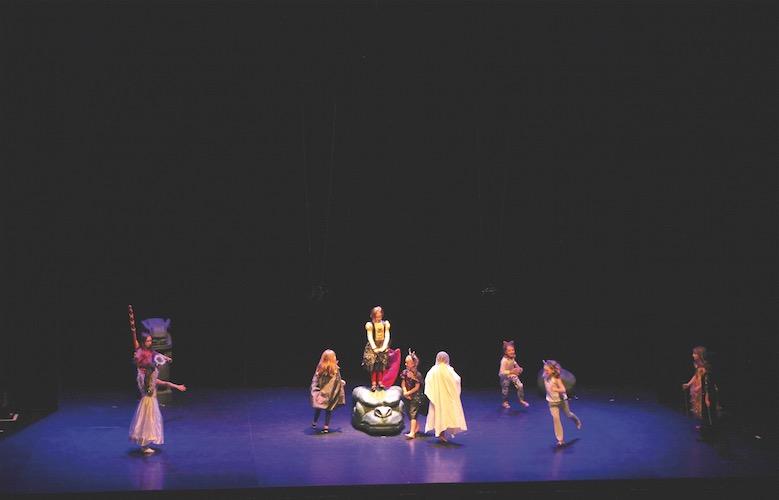 Restitution des Ateliers Municipaux de Théâtre