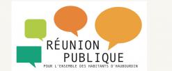 Réunion publique au sujet de la Liane 5