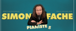 Simon Fache «Pianiste(s)»