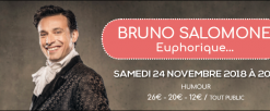 Bruno Salomone « Euphorique… »
