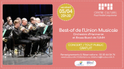 [Archives] – Best of de l'Union Musical – 5 avril 2019