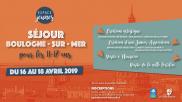 [Archives] – Séjour à Boulogne sur mer de l'Espace Jeunes – du 16 au 18 avril 2019