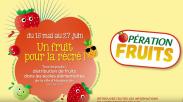 [Archives] – Opération fruits – du 16 mai au 17 juin 2019