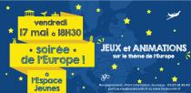 [Archives] – Soirée de l'europe – 17 mai 2019