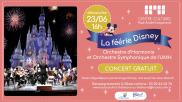 [Archives] – La féérie Disney – 23 juin 2019
