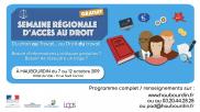 [Archives] – Semaine régionale d'accès au droit – du 7 au 12 octobre 2019