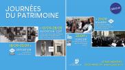 [Archives] – Journée patrimoine – du 10 au 28 septembre 2019