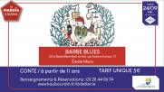 [Archives] – Barbe blues – 24 septembre 2019