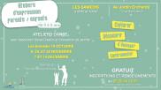 [Archives] – Ateliers d'expressions parents / enfants – octobre, novembre, décembre