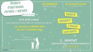 [Archives] – Ateliers danse parents / enfants – janvier & février
