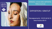 [Archives] – Rendez-vous des artistes – 26 janvier 2020