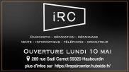 [Boutique à l'essai] – Ouverture de la boutique irepair center – 10 mai 2021