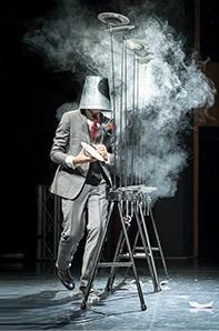 Der Lauf : Le Cirque du bout du Monde (cirque) – Les Toiles dans la ville