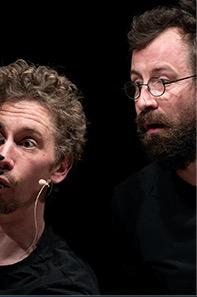 Minute Papillon – Compagnie La Rustine (théâtre) – Festival Pas cap !