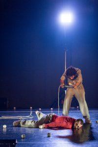 Flaque – Cie Defracto (cirque) La nuit du cirque