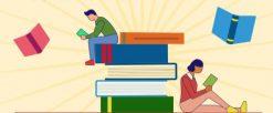Venez réviser à la bibliothèque !