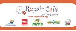 Repair café – Samedi 7 mars 2020