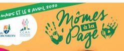 Mômes à la Page – 31 mars et 8 avril 2020