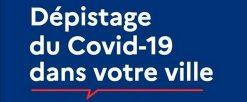 Dépistage Covid – mardi 22 septembre 2020