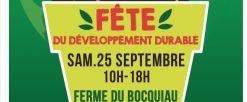 Fête du développement durable