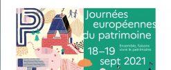 Journées Européennes du Patrimoine 2021 concert
