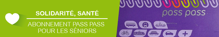 Abonnement Pass Pass séniors
