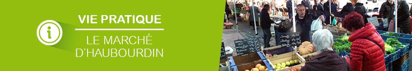 le marché d'Haubourdin