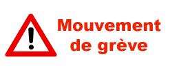 Mouvement de grève nationale mardi 26 janvier 2021