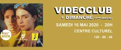Hau'rock : Videoclub + Dimanche
