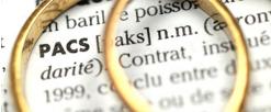 Enregistrement des déclarations de PACS