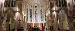 Restauration de l'intérieur de l'église Saint Maclou