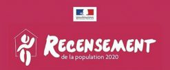 Recrutement : agents recenseurs (recensement 2020) [postes pourvus]