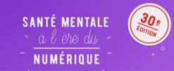 Santé mentale à l'ère du numérique – conférence