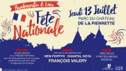 [Archives] – Fête Nationale – 13 juillet 2017