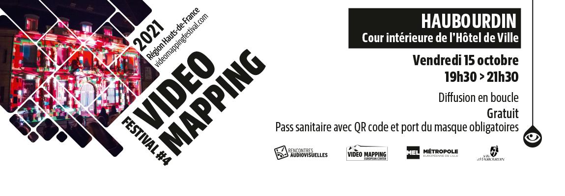 Vidéo Mapping Festival #4