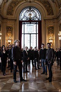 London – New York ! Choeur de l'Opéra de Lille (Bus opéra)