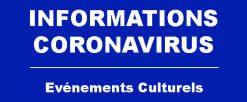 Report et annulations des événements culturels à Haubourdin