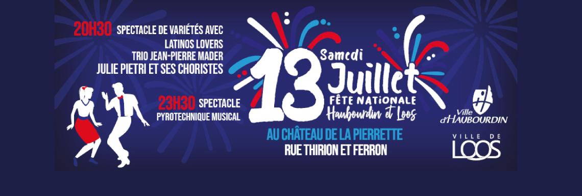 Fête Nationale 2019